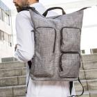 "Mestský ruksak ""City Backpack"" sivý"